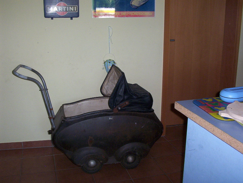 Photo of a Baby Carriage